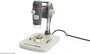 Celestron 44308-DS 5 MP Handheld Digital Microscope Pro