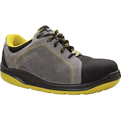 Giasco, Scarpe Antinfortunistiche Uomo Grey-Yellow 37