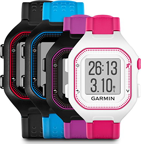Garmin Forerunner 25 GPS-Laufuhr (Fitness-Tracker, Smart Notifications, inkl. Herzfrequenz-Brustgurt) - 9