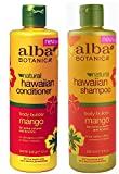 Alba Natural Shampoo And Conditioners Review and Comparison