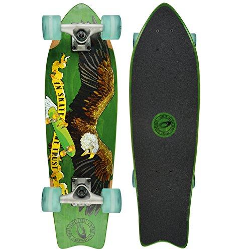 "Osprey Eagle 27.5\"" Complete Maple Deck Cruiser Skateboard"