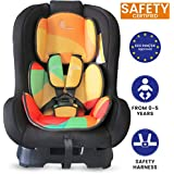 R for Rabbit Jack N Jill - Baby Car Seat - Convertible Car Seat for Baby (Colourful)