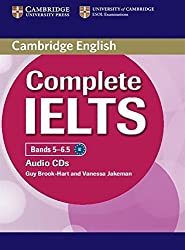 Complete IELTS Bands 5-6.5 Class Audio CDs (2) by Guy Brook-Hart (2012-02-27)