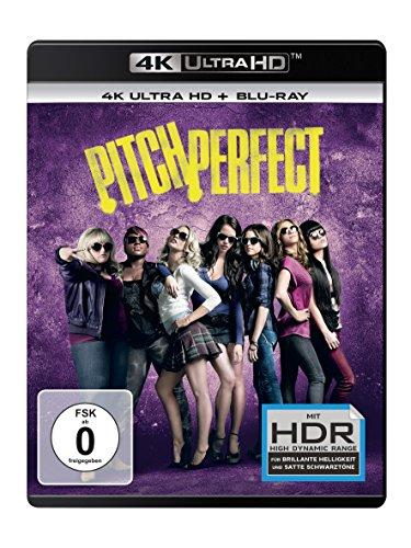 Pitch Perfect 1: Die Bühne gehört uns! - Ultra HD Blu-ray [4k + Blu-ray Disc]