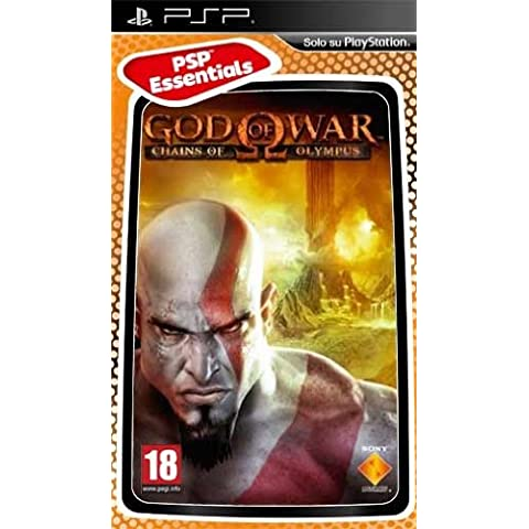 Essentials God Of War: Chains Of Olympus [Importación italiana]