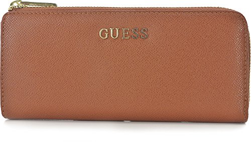 guess-isabeau-zip-it-up-wallet-cognac