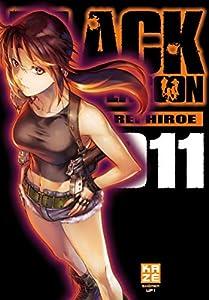Black Lagoon Nouvelle édition Tome 11