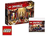 Lego Ninjago 70651 - Duell Im Thronsaal Ninjago 30531 - Sons of Garmadon