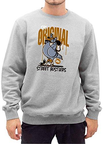 Certified Freak Original Hustlers Sweater Grey M