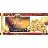CAMPBELLS Orange And Chilli Shortbreads - Lot de 4