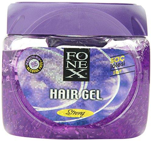 Fonex Haar Gel strong 700 ml alkoholfrei - 1er Pack