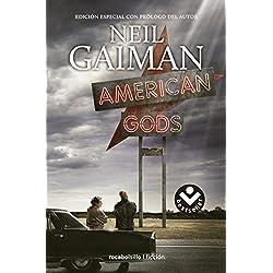 American Gods (Rocabolsillo Bestseller) Premio Nébula 2002