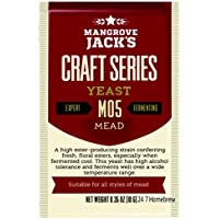 Mangrove Jack's Craft Series Mead Yeast M05 (10g) by Mangrove Jack