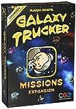 Czech Games Edition CGE00035 Nein Galaxy Trucker: Missions, Spiel, Mehrfarbig