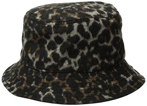 san-diego-hat-company-womens-textured-leopard-faux-fur-bucket-hat-leopard-one-size