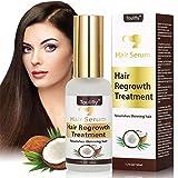 Hair Serum,Anti Haarausfall Serum,Coconut Hair Treatment,Haarwachstums Serum,nährende Essenzen für...