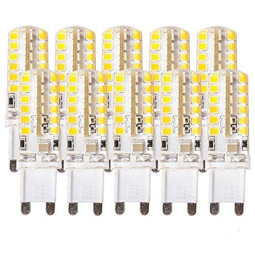 HBR Ampoules de LED, G9 Clear SMD 3000K / 6000K 220V 240V Capsule 4W 280Lm 48led 2835