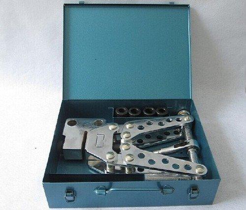 Preisvergleich Produktbild Tragbare Loch Gowe und zum Handwerken manuelle Locher Werkzeug Hand und zum Handwerken mechanisch Loch 13mm-19mm Bürolocher Grabwerkzeug