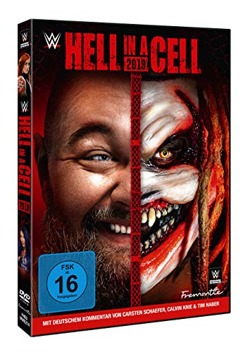 WWE - Hell in a Cell 2019 (2 DVDs)