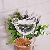 Gazechimp Vogel Form Automatische Glas Bewässerungskugeln Pflanzen Sprinkler Bewässerung