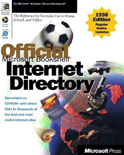 OFF MS BOOKSHELF INTERNET DIR par Microsoft Press