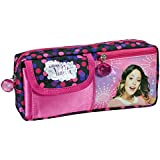 Trousse Violetta Disney avec 3 compartiments