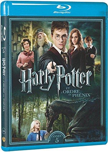 Harry Potter et l'Ordre du Phénix - Année 5 - Le monde des Sorciers de J.K. Rowling - Blu-ray