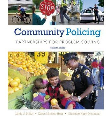 [ { Community Policing: Partnerships for Problem Solving } ] BY ( Author ) Feb-2013 [ Hardcover ]