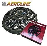 "12"" Aeroline 120W 12v Electric Radiator Cooling Fan Universal Fitting"