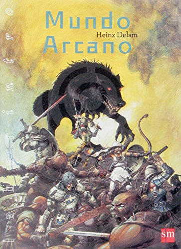 4: Mundo Arcano / Secret World (Laberintro) por Heinz Delam