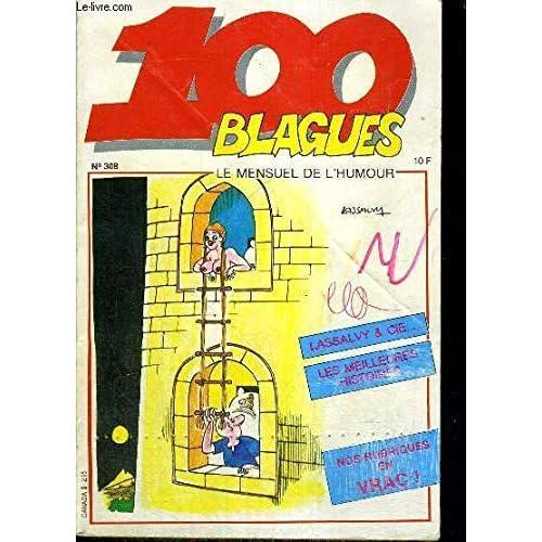 100 BLAGUES - LE MENSUEL DE L'HUMOUR