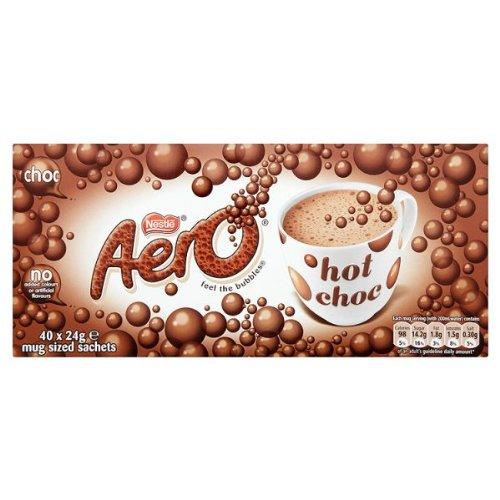 Aero Nestlé Hot Choc 40 x 24g