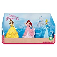 Bullyland 13245 Disney Princesses in Gift Box Set 3 Pieces