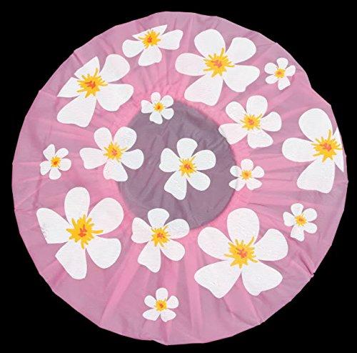 De ducha Colour rosa Gorra flores forma de-diseño