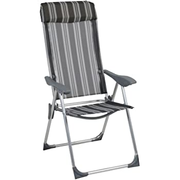 Greemotion Chaise Pliante De Jardin Texel Rglable Dossier Inclinable Pliable