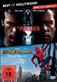 BEST OF HOLLYWOOD - 2 Movie Collector's Pack 178 (Spider-Man: Homecoming / The Punisher)