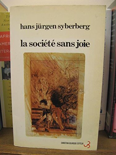 La société sans joie de l'Allemagne après Hitler