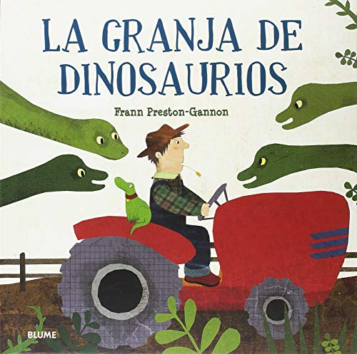 La granja de dinosaurios por Frann Preston-Gannon