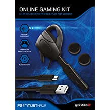 Gioteck - Online Gaming Kit (PS4)