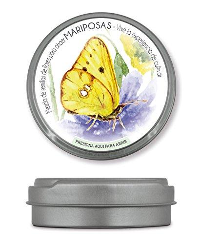 Mezcla de semillas para mariposas