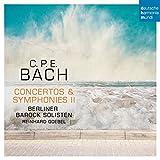 #3: Bach, C.P.E.: Concertos & Symp