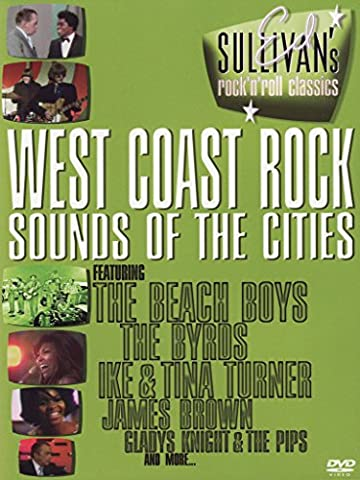 Ed Sullivan presents West Coast Rock/ Sounds of the Cities (Turner Uhr)