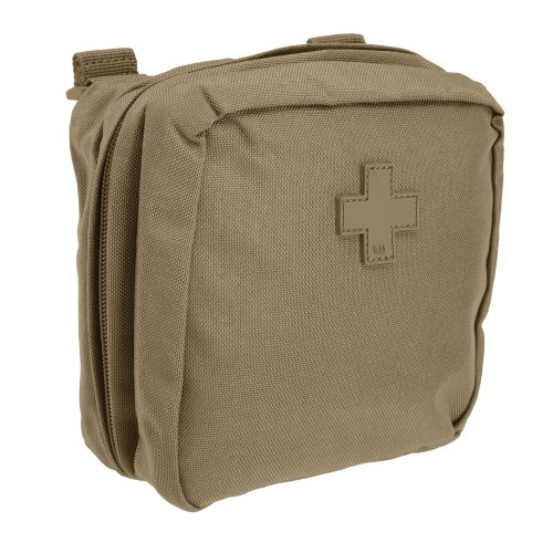 5.11 Tactical 6 x 6 Medical Pouch - Sandstone - One Size - Medical Molle Pouch