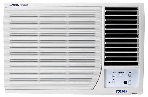 Voltas 18 HY Hot and Cold Y Series Window AC (1.5 Ton, White, Copper)