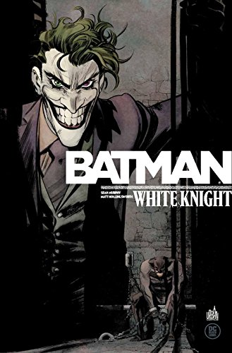 Batman white knight