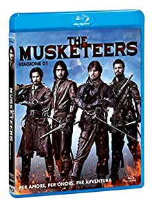 The Musketeers - Prima Serie (Blu-Ray)