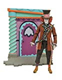Alice im Wunderland jan172654Through The Looking Glass Select Hatter PX Figur, rot