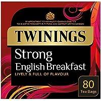 Twinings 1706 Tè Forte Prima Colazione 80 Per Confezione