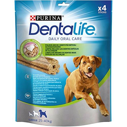 Purina Dentalife golosina dental para Perro Grande 5 x 142 g