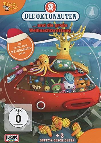 Die Oktonauten... und die große Weihnachtsrettung